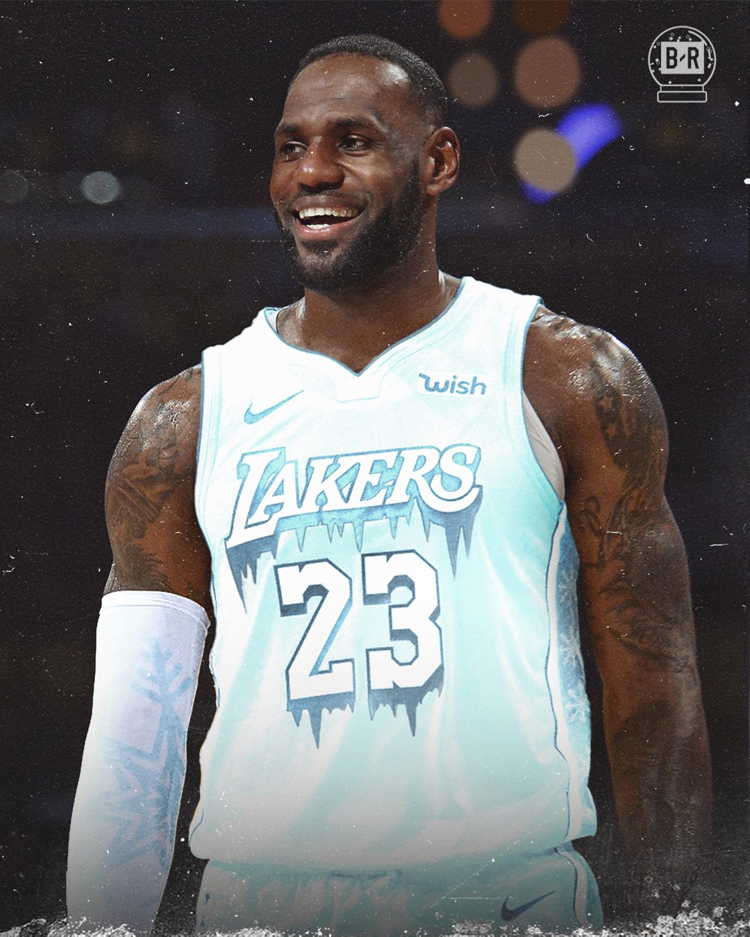 Lakers news: LeBron James wishes for return of Christmas Day uniforms