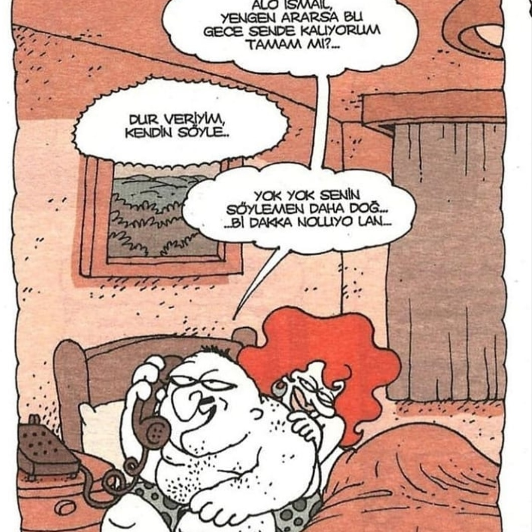 Sex karikatur Milf kadin