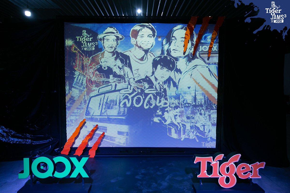 5 ความท้าทายที่คุณต้องมาแจมส์ ในงาน Tiger Jams3 X JOOX ตอนเสือถิ่น  #TigerJams3xJoox  #เสือถิ่น  #TigerBeerTH https://t.co/5zJcncT5Ni