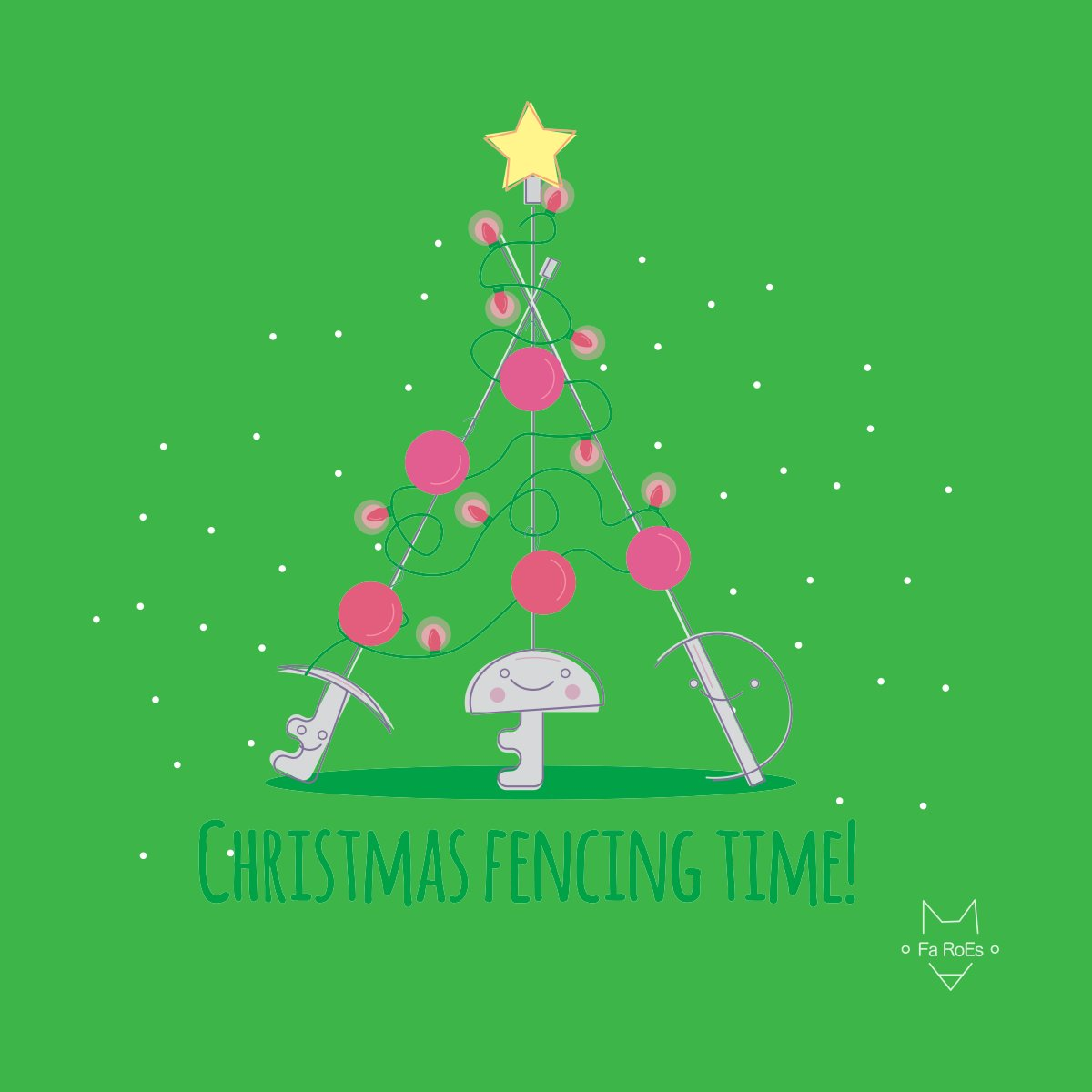 Merry Christmas to all our followers. We hope you have a great day. #fencing #fencingclub #foil #epee #sabre #nottingham #notts #eastmidlandspic.twitter.com/DrZbmCl4Ke