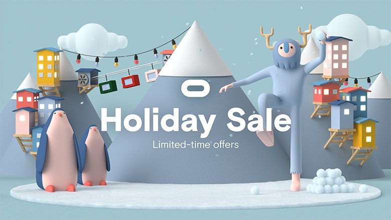 The Oculus Holiday Winter Sale Starts Today! // oculus.com/blog/the-oculu…