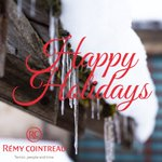 Image for the Tweet beginning: Year-end Holidays with Rémy Cointreau