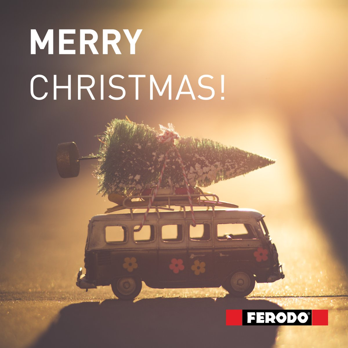 Ferodo wishes everyone a Merry Christmas. Don't stop the festivities! https://t.co/lUFY4wmqpH