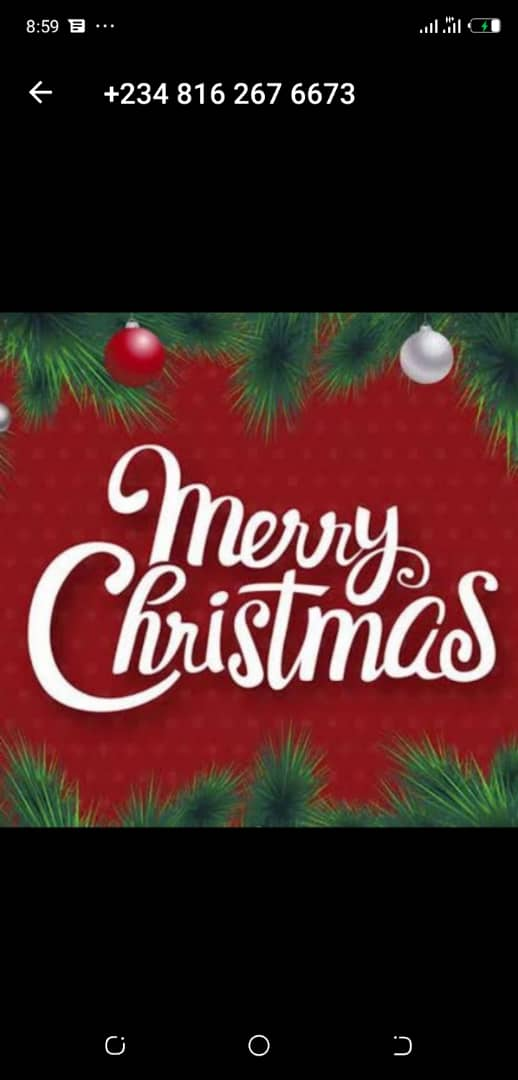 Wishing you all Merry Christmas and a prosperous New Year ahead