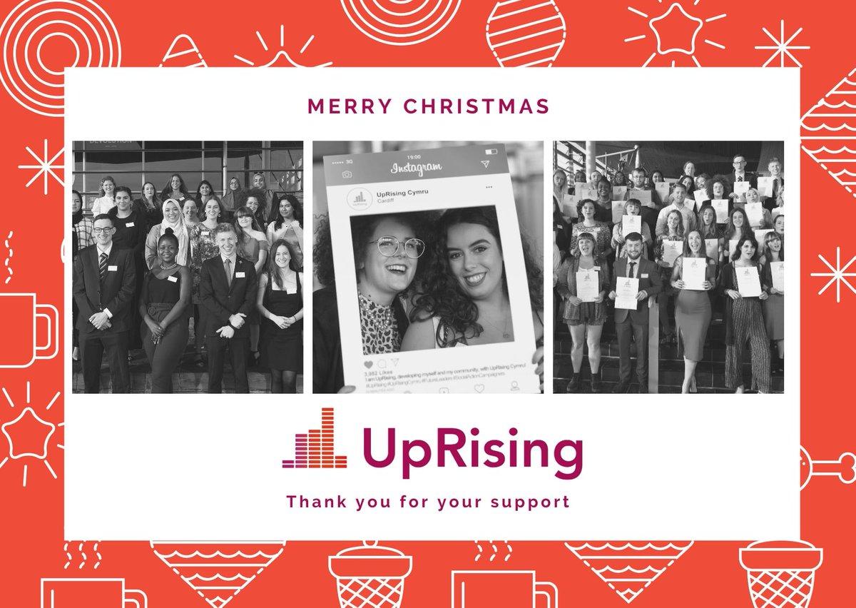 Happy Christmas from UpRising Birmingham 🎄❄️☃️