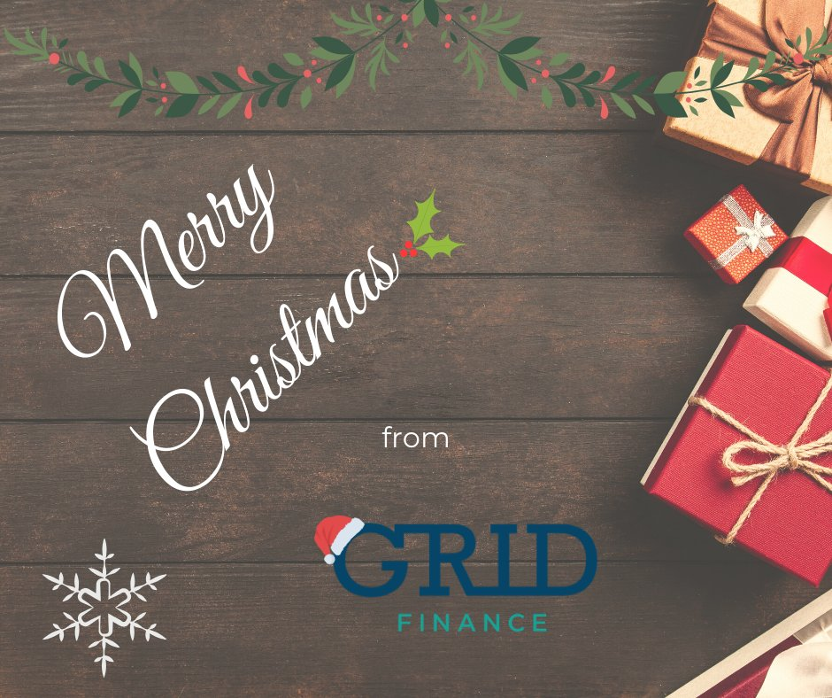 Wishing you a very Merry Christmas from everyone here on the GRID team! https://t.co/WGWl4rOArS