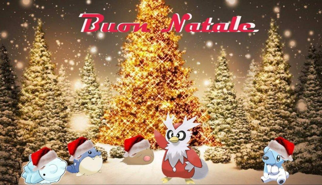 Lo staff di Pokemookie augura a tutti voi allenatori un Buon Natale!!  #Pokemon #Pokemookie #Pokemonmookie #PokemonShiny #PokemonChristmas #game #games #player #players #pokemongame #pokemongames #Delibird #Cubchoo #Spheal #Swinub #Snompic.twitter.com/5OLZlS6KL4