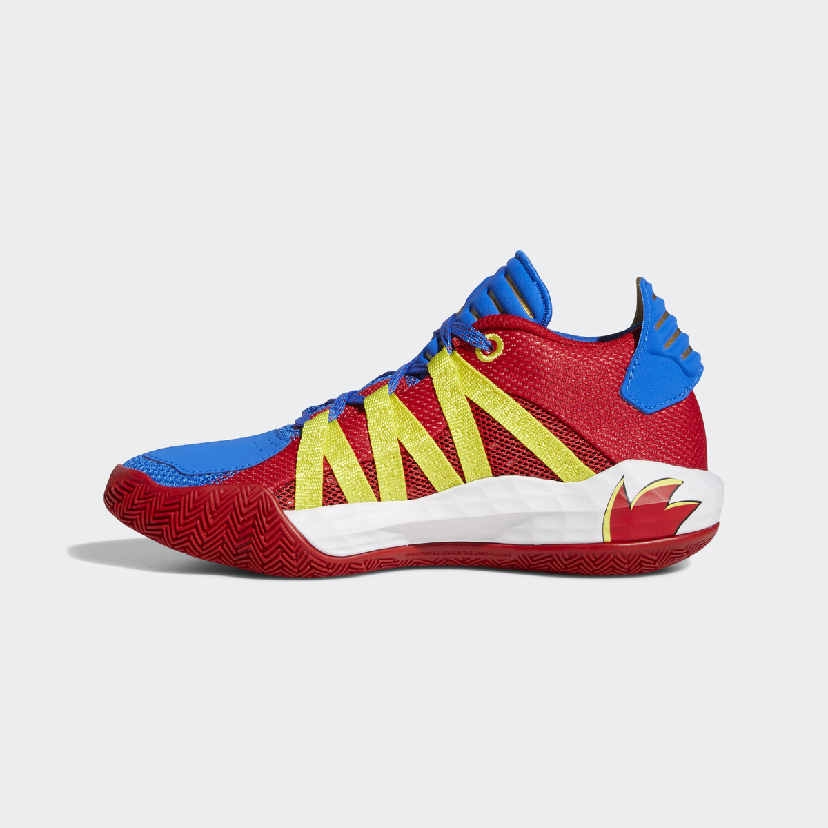 Sonic the Hedgehog x adidas Dame 6