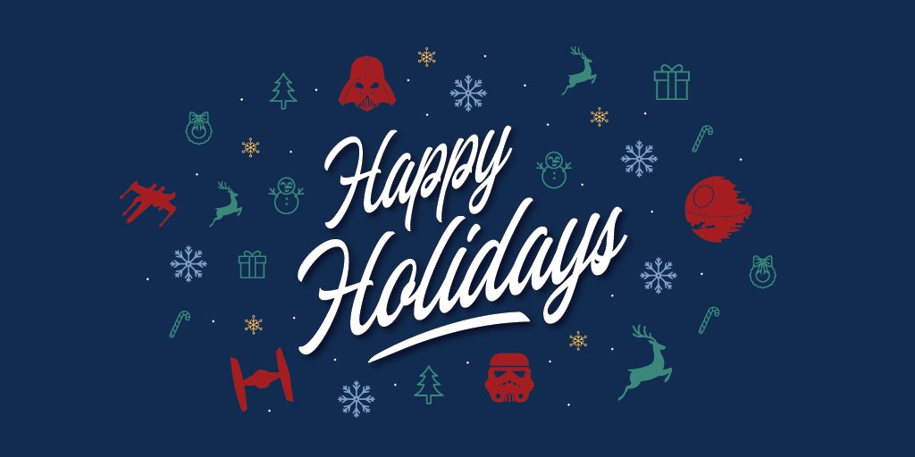 Happy Holidays From FAN EXPO... and a happy (Fandom-Filled) New Year!