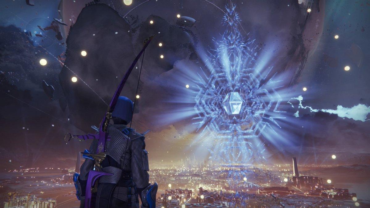 Merry Christmas Guardians. #bungie #destiny #destiny2 #shadowkeep #thelastcity #dawning2019 pic.twitter.com/R8gwY8hHl2