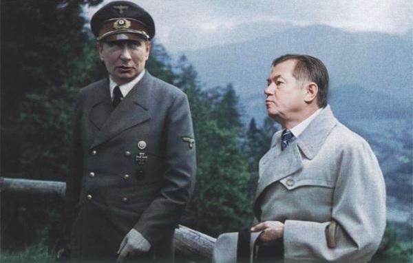 Путін звинуватив Польщу в розв'язанні Другої світової війни і змові з Гітлером - Цензор.НЕТ 6745