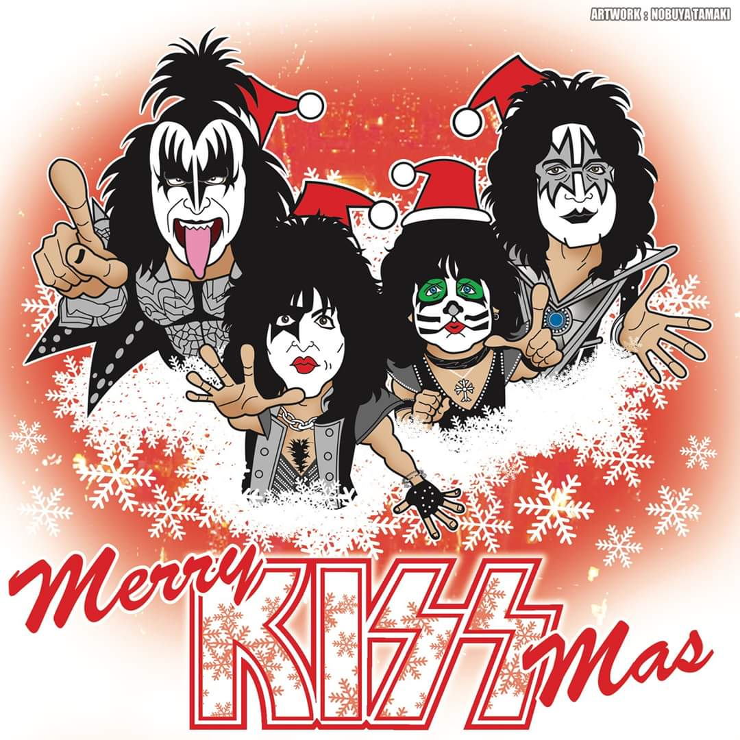 Wishing all in the #KISS family a very Merry Christmas. You're all so important to us. Please stay safe and enjoy a wonderful day!