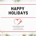 Image for the Tweet beginning: Season's greetings from The Foundation