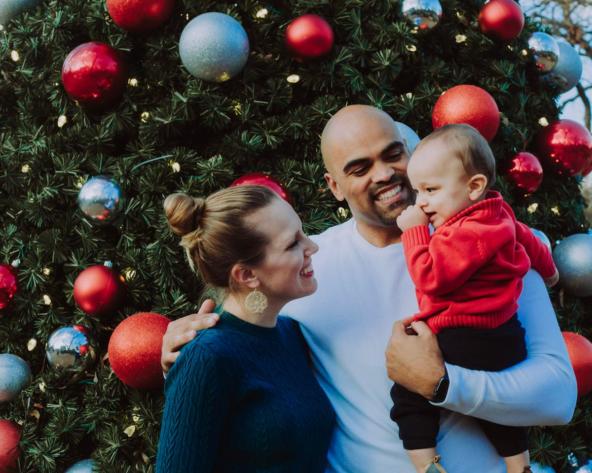 From our family to yours, Merry Christmas! 🎄