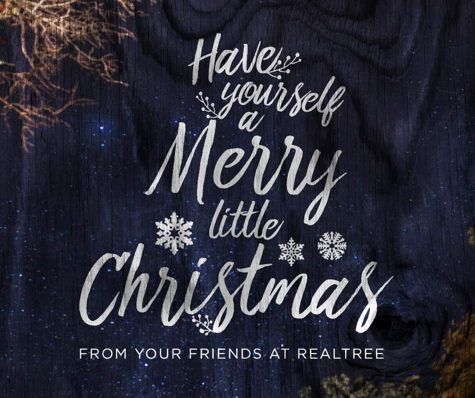 Merry Christmas, Realtree Family!
