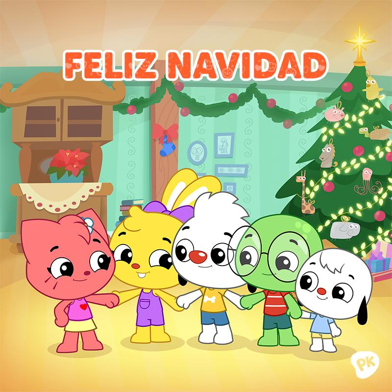 Así es Navidad... ¡La casa está decorada, la familia se reúne, las luces iluminan toda la ciudad y la magia está en el aire!  #FelizNavidad 🎅🎄 https://t.co/7tp8eFEkZf