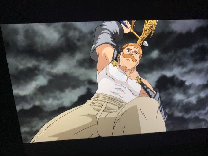 つの 崩壊 七 大罪 作画