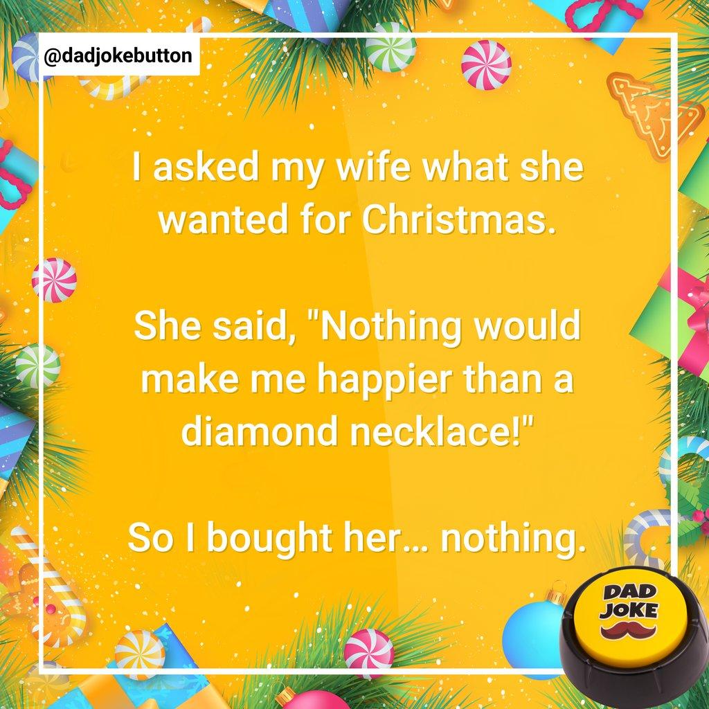 Follow @dadjokebutton  .  #dadjoke #dadjokes #jokes #joke #funny #comedy #puns #punsworld #punsfordays #jokesfordays #funnyjokes #jokesdaily #dailyjokes #humour #relatablejokes #laugh #joking #funnymemes #punny #pun #humor #talkingbuttonpic.twitter.com/QIapNXV6df