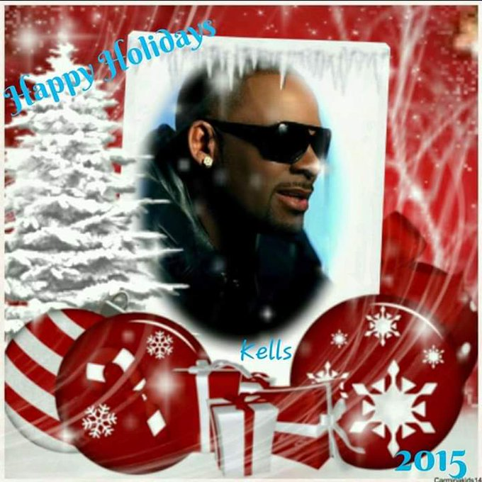 Merry Christmas R Kelly much love and to  all his Fans as well most of all is Happy Birthday to Jesus
