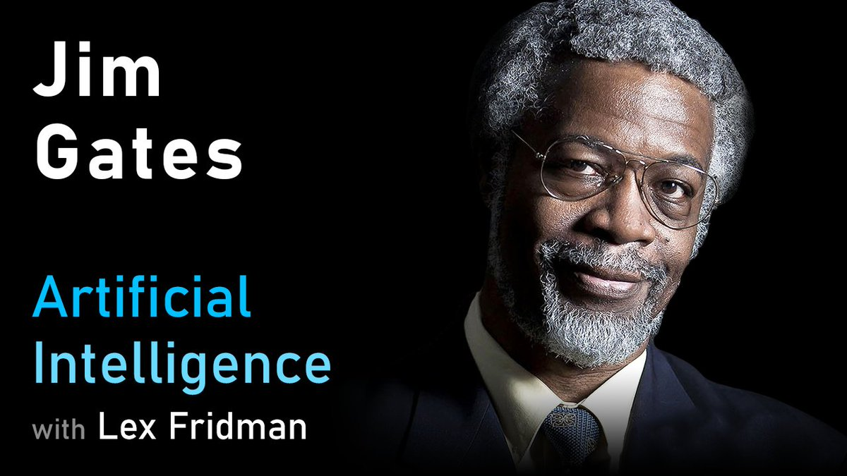 Heres my conversation with Jim Gates (@Dr_JimGates), a theoretical physicist working on supersymmetry and superstring theory. He said at the end that being a theoretical physicist is like having Christmas every day so here we are. Happy holidays! Video: youtube.com/watch?v=IUHkhB…