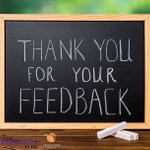 Image for the Tweet beginning: You gave us great feedback