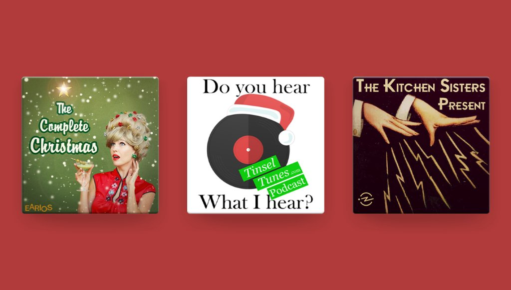 Gather round and listen to the festive podcasts in our Holidays, Home and Hearth collection. apple.co/HolidayPodcasts