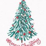 Image for the Tweet beginning: Merry Christmas, everyone! 🎄🎅👪 #Christmas
