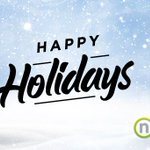Image for the Tweet beginning: #HappyHolidays from all of us