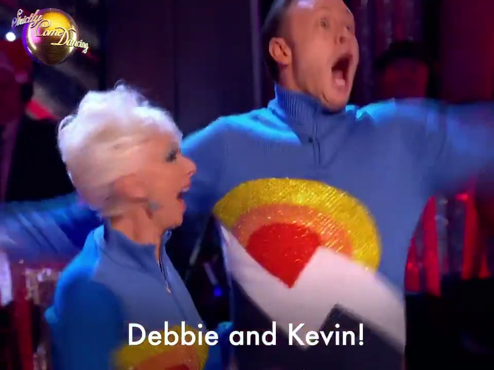 Its a very merry Christmas for @thedebbiemcgee and @keviclifton! They are your #Strictly Christmas 2019 winners. 🎉