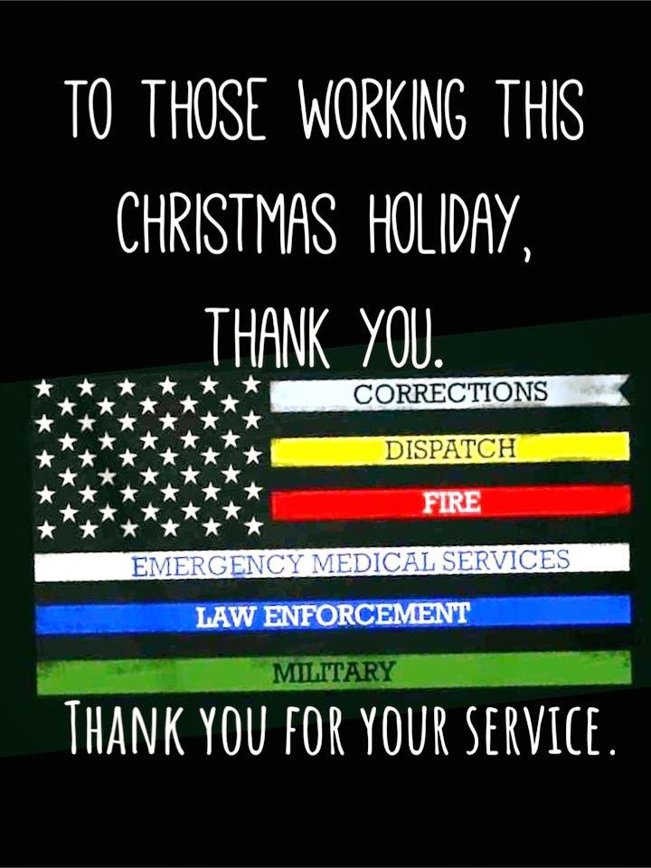 Happy holidays! #firedepartment #emt #police #military #army #navy #marines #nurse #doctors #911 #merrychristmas #merrychristmas#happyholidays #happyhanukkah #happyhanukkah#podcast #blog #sndpodcast #sndblog #sndpodcastchannelpic.twitter.com/IyuJvUQg7T
