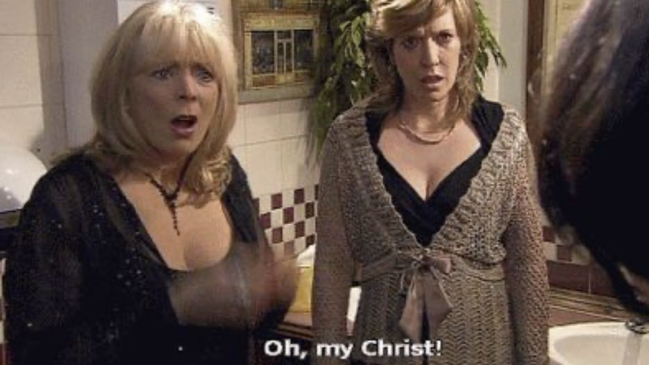 the whole of the uk on christmas day 2019 at 9:30pm #GavinandStacey