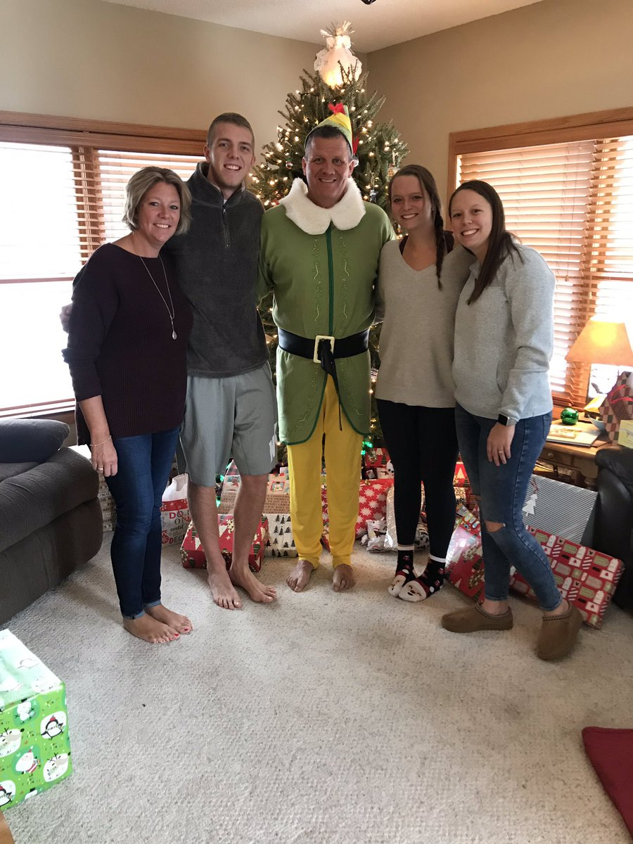 Merry Christmas from the #SlaterGang