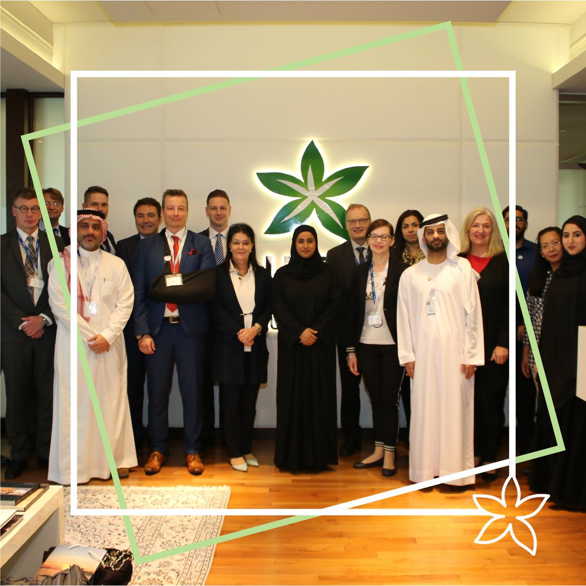 #BusinessFinland visited our offices in #November, where we met members from several #Finnish companies representing #health and #technology. #CommunityOfChoice #DHCC #Healthcare #ExcellenceInHealthcare #PatientSafety #AlliedHealthcare #Dubai #DXB #YearInReview #Delegationspic.twitter.com/15PWCO0rh0