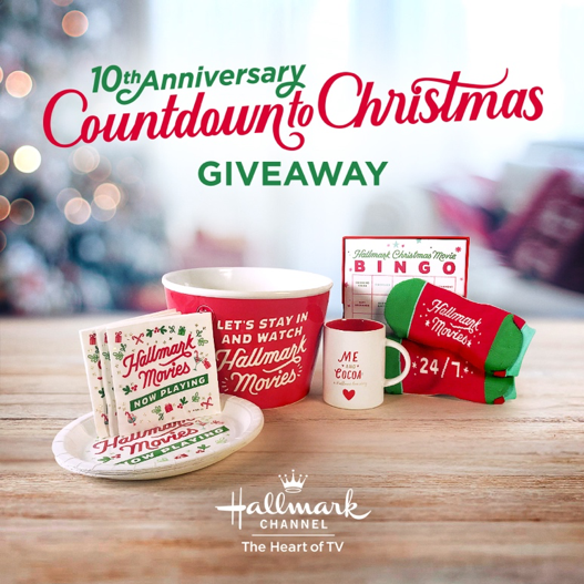 We hope you are enjoying #WhenCallstheHeart: Home for Christmas so far! RT for a chance to win a festive #CountdowntoChristmas prize! Visit your local @Hallmark Gold Crown store to buy these products and more! #Hearties