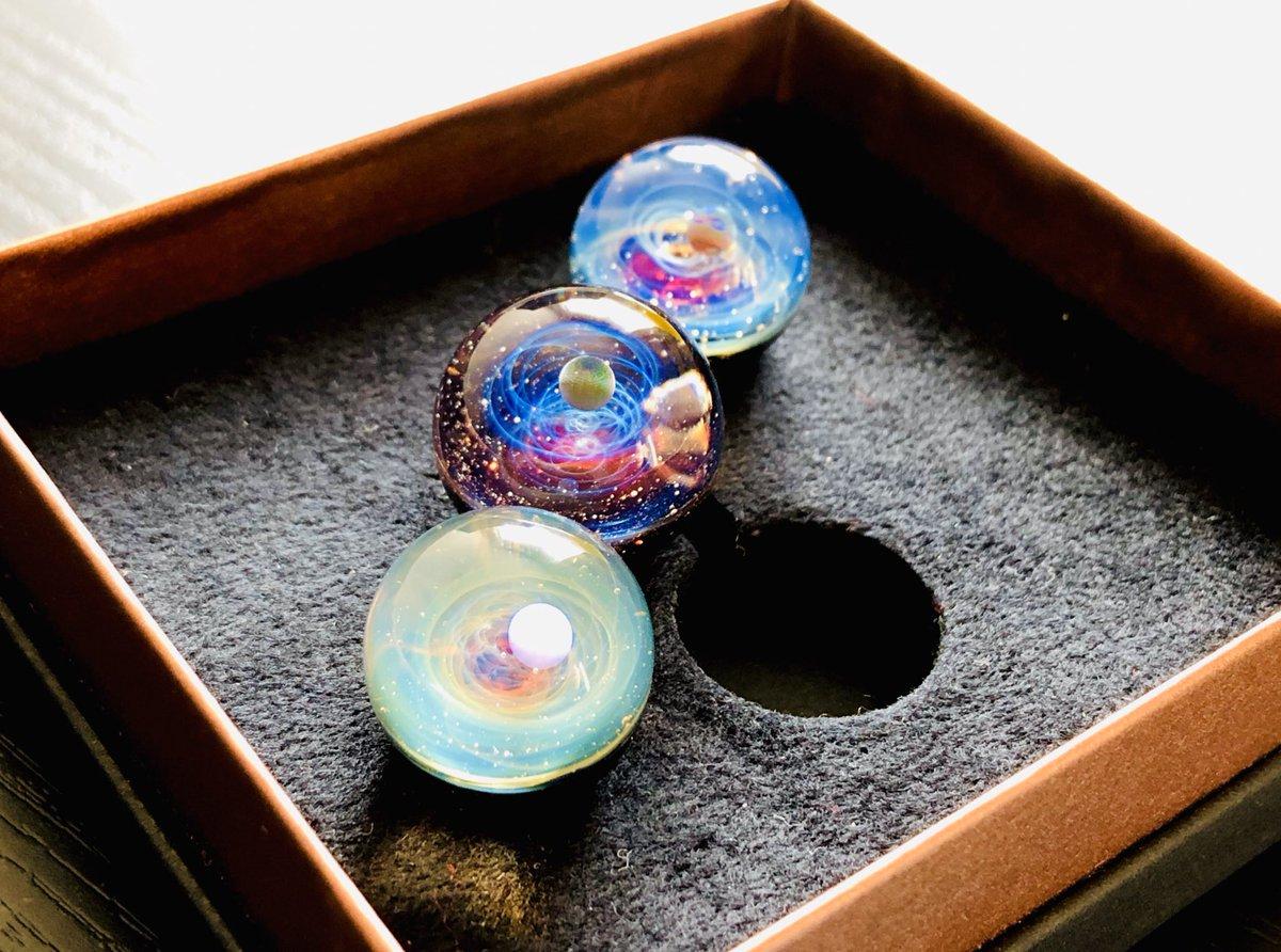 #宇宙ガラス #PlusAlpha #spaceglass pic.twitter.com/yC2ZzPB2BB