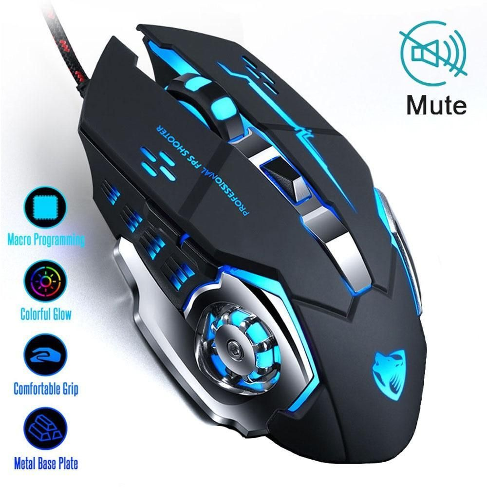 New Arrival! Gaming Mouse for 2020 - PROFESSIONAL Ninja Dragons  8D 8D 3200DPI ADJUSTABLE WIRED OPTICAL LED GAMING MOUSE https://buff.ly/39d0jQP #gamingmouse #gaming #pcgame #mouseforpcgame #gamingmice #gamingsetup #pcgame #pcgamerspic.twitter.com/Hdlq4rzm2N