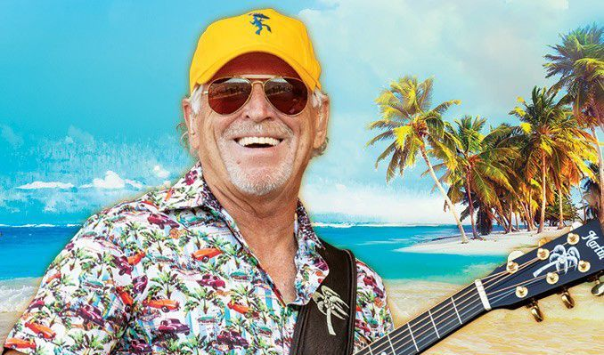 Happy birthday to Jimmy Buffett he turned 73 years young December 25, 2019