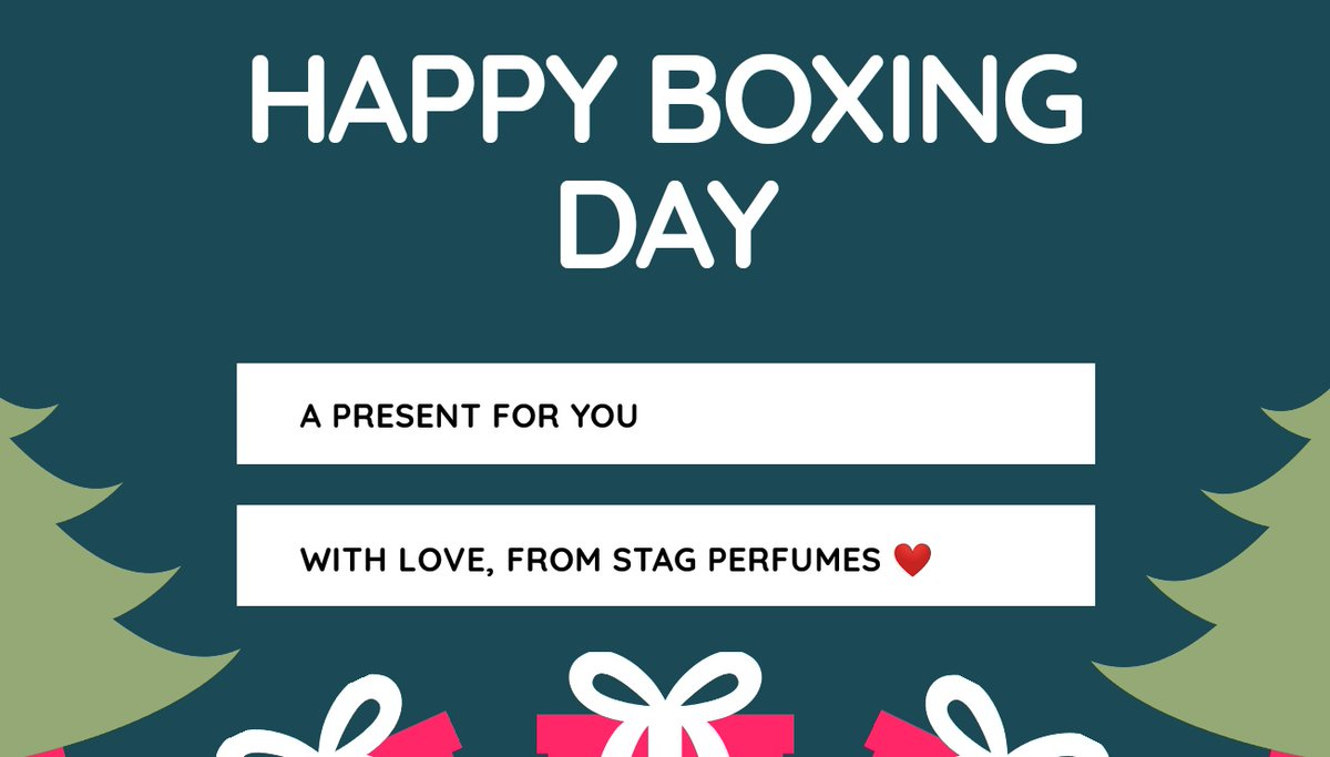 We will be giving out Free •15ml of Christian Diors Jadore Perfume oil for women •15ml of Arabian oud for men All Uve to do is follow @StagPerfumes, retweet this tweet nd comment done @blvck_Witch nd @aproko_doctor will pick winners Closes 9pm today Happy boxing Day🎊🎉🎊