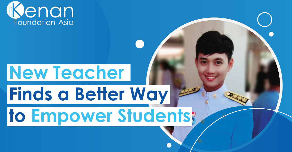 'New Teacher Finds a Better Way to Empower Students' #STEM #Education #Thailand https://t.co/hLOiXL2NSF https://t.co/ettiCuU3c0