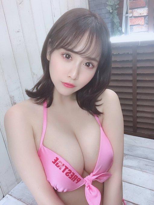AV女優永瀬みなものTwitter自撮りエロ画像31