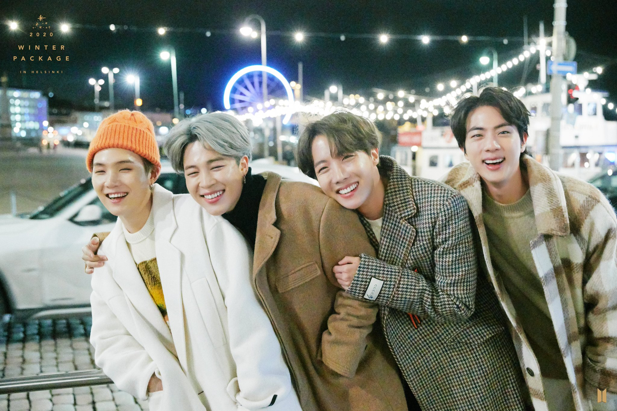 Bts Official On Twitter Bts 2020 Winter Package Preview Cuts Https T Co Unzaom5eus