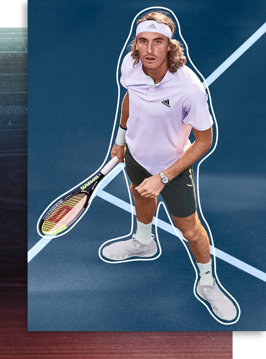 Jess On Twitter Tennis Fan Adidas We Can T Tell Which Is Zverev Which Is Tsitsipas Do Something Adidas