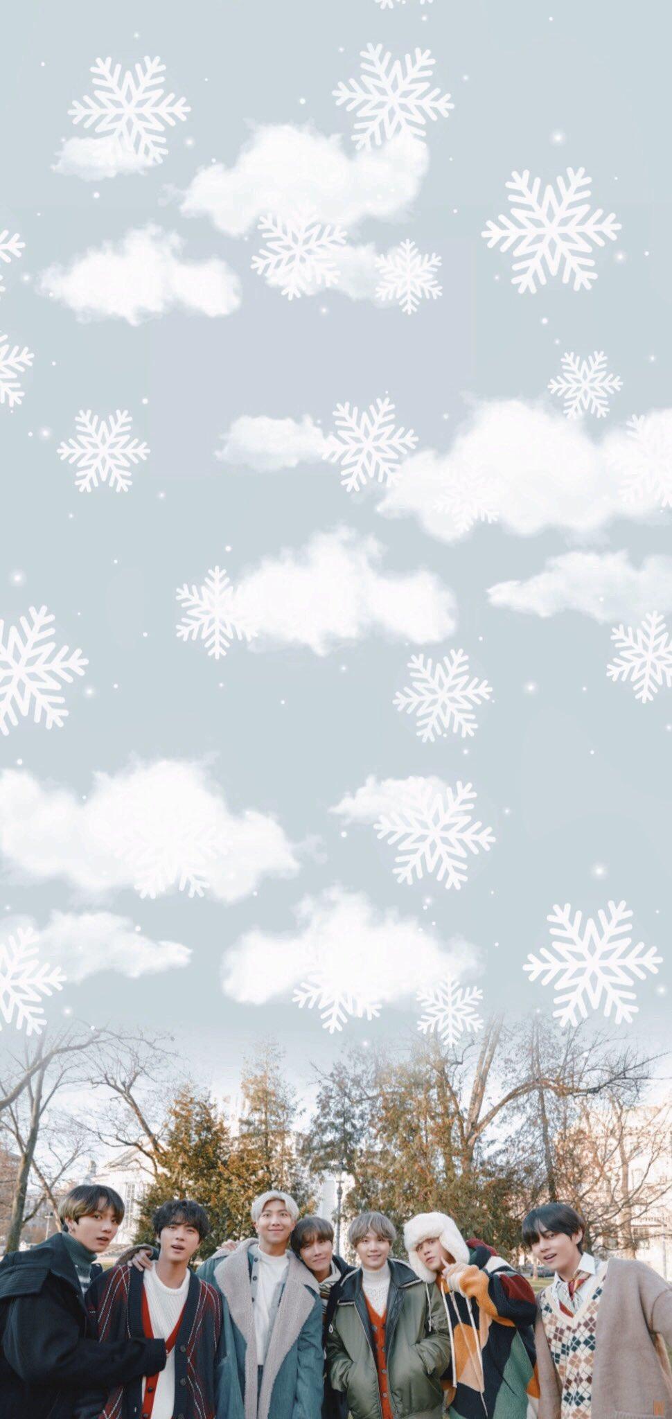 Lockscreen Bts On Twitter Bts 2020 Winter Package Lockscreens 1 Rt If Saved If Liked Screenshot If Used By Ò½lla C Bts Twt Https T Co U94lvdn40n