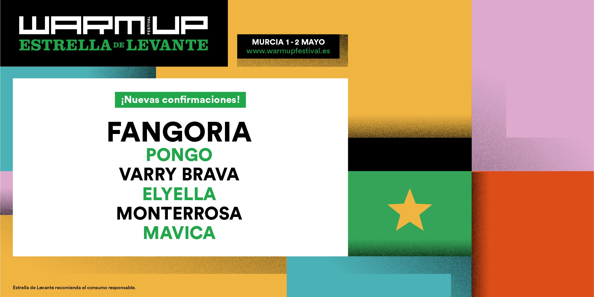 Festival WARM UP de Murcia (Kraftwerk, Hot Chip, Modeselektor, Johnny Marr...) EMta44WWsAIitBq?format=jpg&name=4096x4096