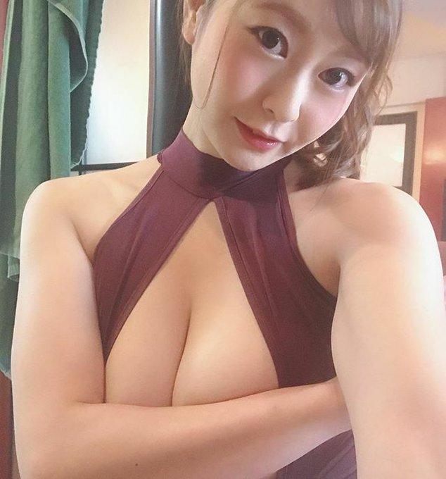 AV女優葵百合香のTwitter自撮りエロ画像46