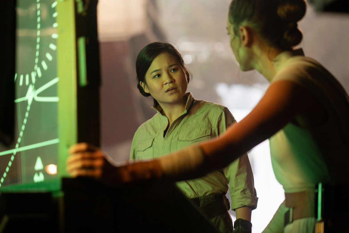 Star Wars: Rise of Skywalker more than sidelined Kelly Marie Tran's character
