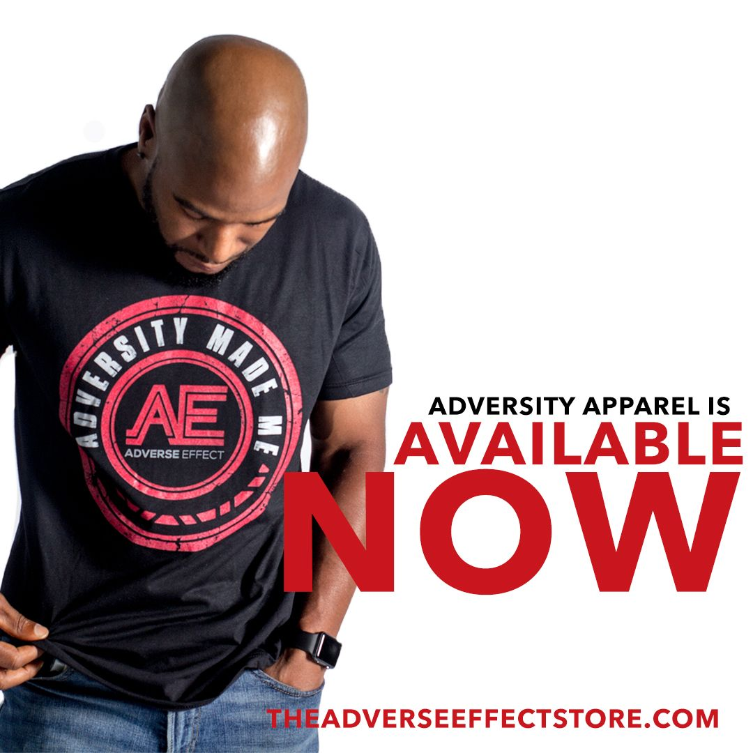 Leave a review for the podcast on iTunes to receive the code for 15% off your purchase! #TheAdverseEffectStore #TheAdverseEffect #AdverseEffect #AdversitySurvivor #AdversityExpert #AdvervsityAdvocate #podcast #TheAdverseEffectPodcast #Merchandise #AdversityApparel #KennethCheadlepic.twitter.com/6E7rMnYvrJ