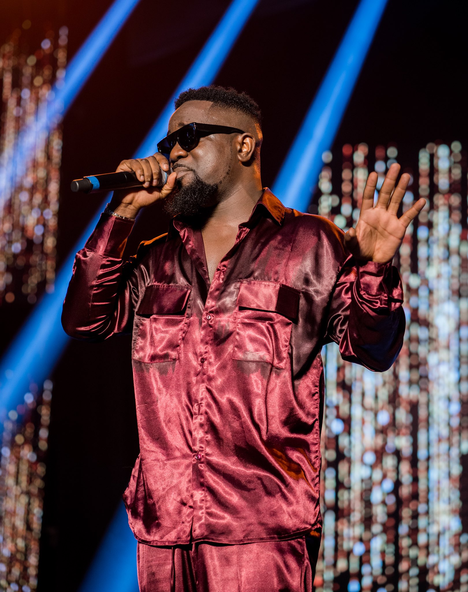 Sarkodie Tops As The Most Mentioned Ghanaian Celebrity In 2019