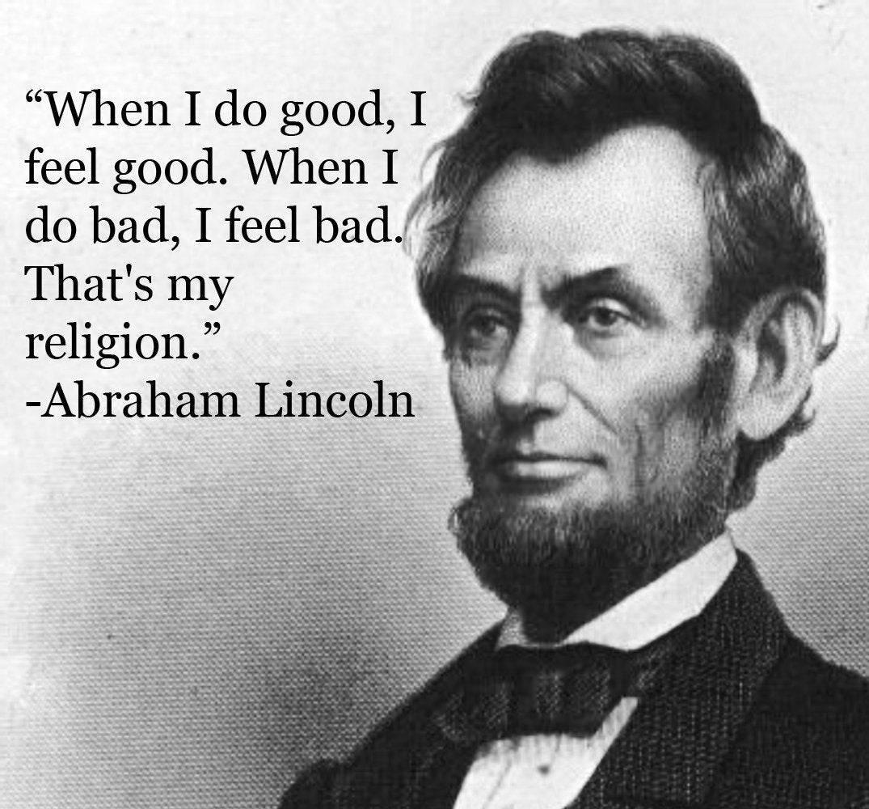 Abe the babe with the knowledge.  #atheism #atheist #godless #religion