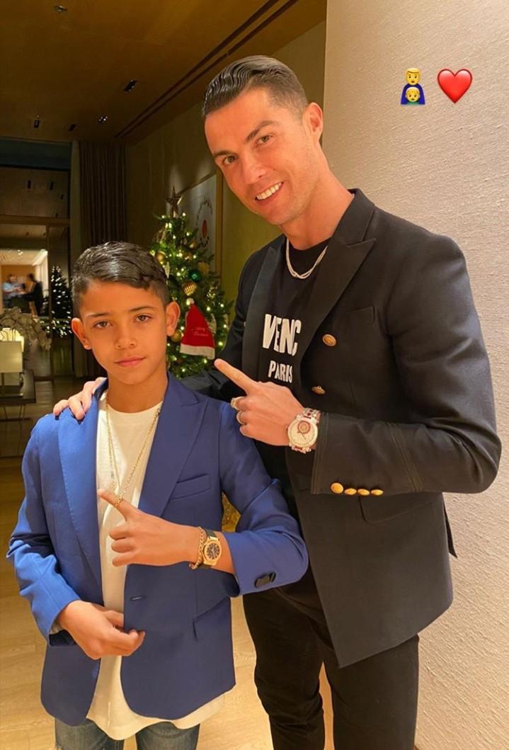The Ronaldos of this World pic.twitter.com/6e8VvErcj0